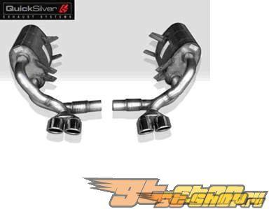 Quicksilver Sports Mufflers Porsche 997 Carrera 06-08