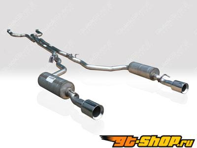 Quicksilver Sport нержавеющий Steel Выхлопная система Jaguar XJ 2.7L Diesel | 2.7L Turbo Diesel 03-09