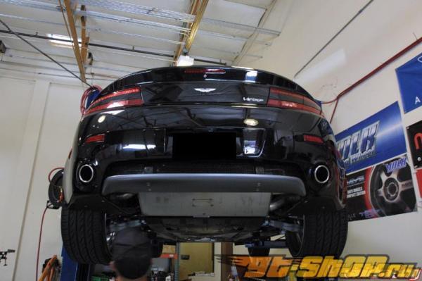Quicksilver нержавеющий Steel SuperSports Axle Back выхлоп Aston Martin Vantage V8 N400 05+