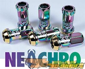 Project Kics R40 NEO Chrono Lug Nuts