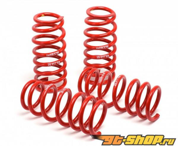 H&R Race Spring для Volkswagen Rabbit 1980-1984 Lowers F: 1 in R: 1 in [HR-54740-88-B]