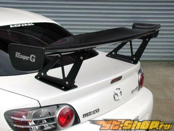 Карбоновый спойлер RE-AMEMIYA для Mazda RX8