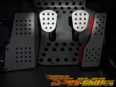 Rennline Aluminum  Сцепление  And тормозной Pedal Street 2 части Porsche 996 98-05