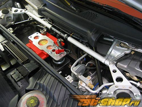 Rennline передний  Strut Tower Brace Porsche 997 05+