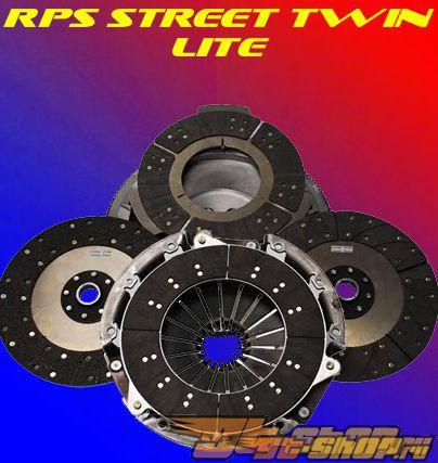 RPS Street Twin Lite  Сцепление  with Steel  Маховик  Pontiac GTO 04-06