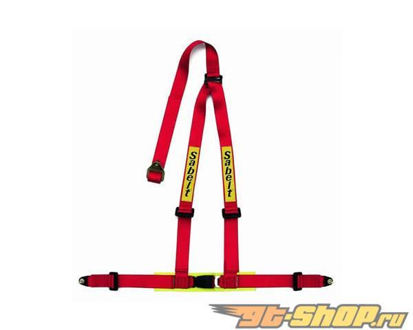 Sabelt Clubman проводка для  3-Point|Adjustable Shoulder Bracket|Fixed Lap Bracket|Синий