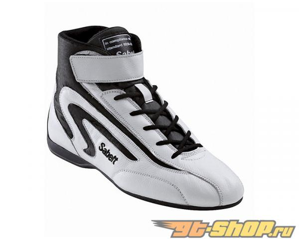Sabelt Shoes RS-400 Белый|Чёрный - EU 48 | US 13.5