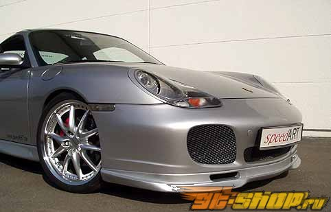 Спойлер SpeedART Turbo-Look Chin для Porsche Boxster 986 97-04