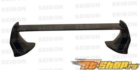 Карбоновый спойлер Seibon CW-Стиль для Subaru WRX 2002-2007