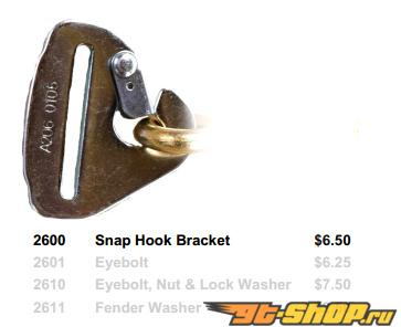 Team Tech Snap Hook Bracket