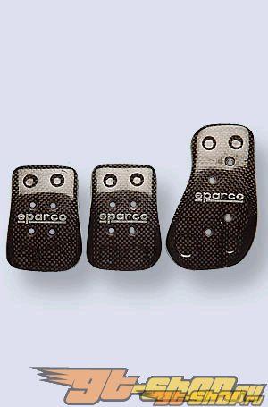 Sparco Карбоновый Pedal комплект