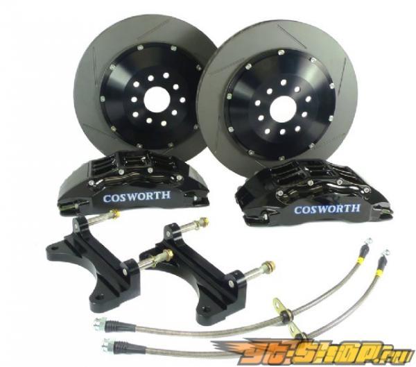 Cosworth Sport тормозной комплект (Golf GTI 2.0T (Mk5) 2006-2009) передний  [COS-20020710]