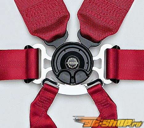 Schroth Racing проводка для  P2 6H Flex Snap Чёрный