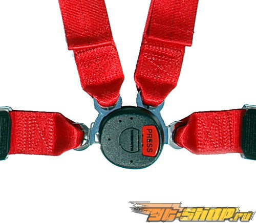Schroth Racing Quick Fit Pro Чёрный RT Belt BMW E39 95-04