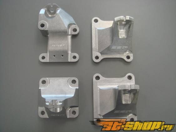 South Side Performance Solid Mount Transmission Package Nissan R35 GTR 09+
