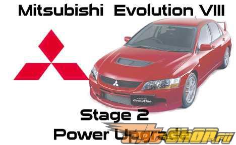 Evo IX Stage 2 Power Upgrade [Edo-stage2-evo8-tb]