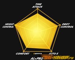 Stance AL+ Pro койловеры Subaru Impreza WRX 02-04