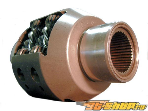 StaSIS Torsen Center Differential Upgrade Audi A4 B6 5spd 02-05