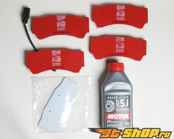 STaSIS 370mm Mono 6 Legacy тормозной комплект Audi RS6 C5 03-04