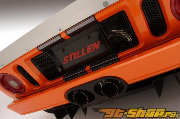 STILLEN керамические Coated выхлоп Ford GT 05-06