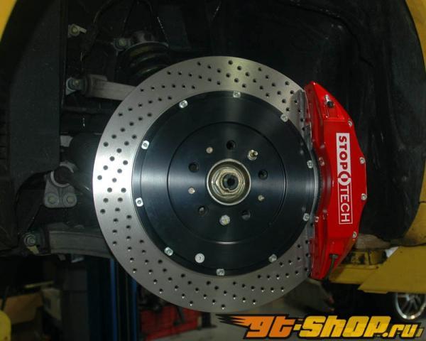 StopTech передний  15 Inch 6 поршневые Большой тормозной комплект Ferrari 360 Modena 99-05