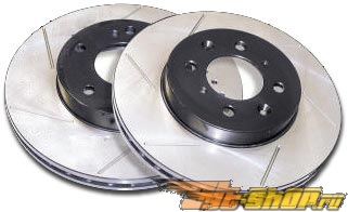 StopTech тормозные диски - Nissan 350Z Non Brembo 03-05 (передний )