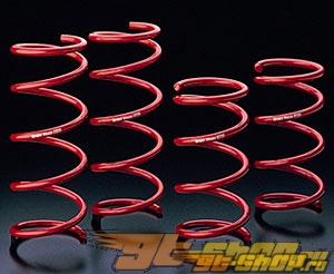 Swift Springs Sport Mach - Subaru Impreza WRX Wagon 02-03