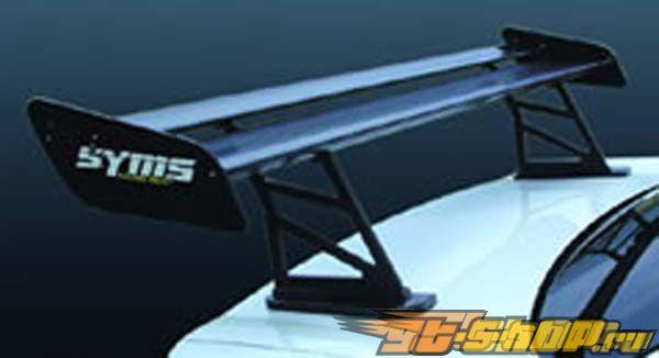 Спойлер SYMS GT на Subaru WRX|STI 02+