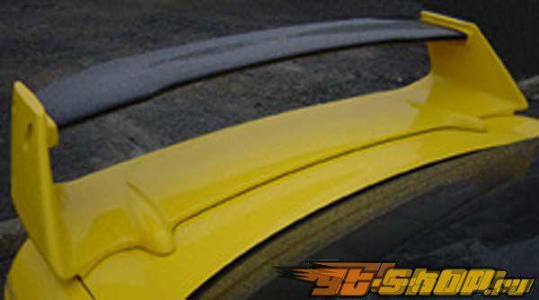 Карбоновый спойлер SYMS полный для Subaru WRX|STI 02+