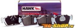 Hawk HPS Колодки : Mitsubishi Lancer Evolution X (передний ) #22660