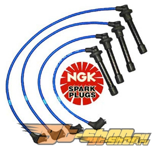 NGK Premium Wire Set: 90-94 Eclipse #17644