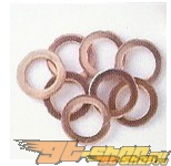 Copper Crush Washers: 10mm #19019