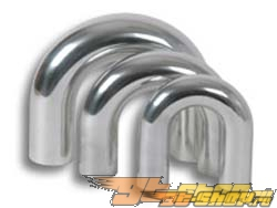 Extreme PSI Polished (1.5mm Thick) T6061 Aluminum U-Bend: 180 Degree #22365