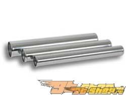 "Vibrant 18"" Long Aluminum Straight Tubing - Polished #19215"