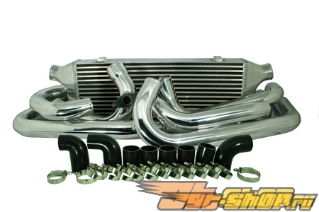 Turbo XS передний  Mount Intercooler : Subaru WRX/STI 08+ #22783