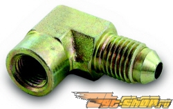 "A-1 Performance 90 degree Датчик Adapter: -04AN to 1/8"" NPT #23068"