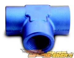 "A-1 Performance Pipe Thread Female Tee : 1/4"" NPT #23130"