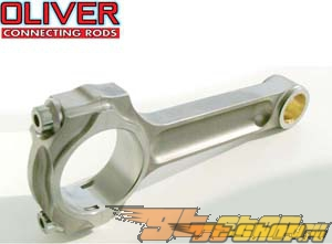 """Oliver Billet """"Extreme-Turbo"""" Connecting Rods (647g TW): Mitsubishi 4G63T 7-Bolt (22mm Pin) #23307"""