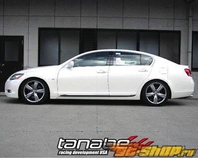 Tanabe Sustec 210 пружины для Lexus GS430 06-07