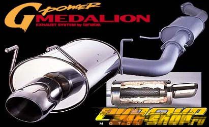 Tanabe G-Power Medalion 95-99 NISSAN 240SX