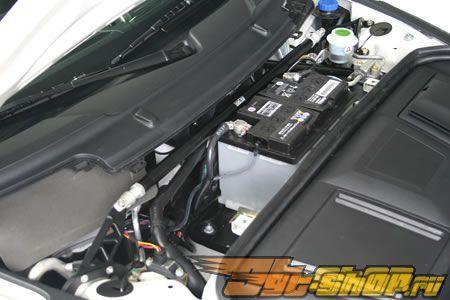 TechArt Strut Brace Porsche 997 TT 07+