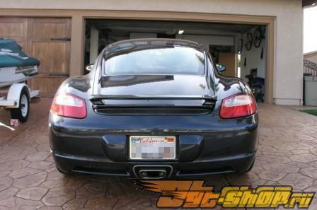 Спойлер TechArt I для Porsche Cayman 06+