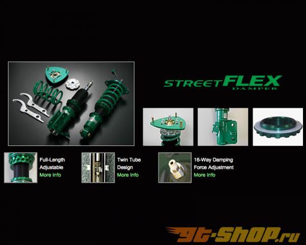 Tein Street Flex Damper Nissan 370Z Z34 Exc. Convertible 09-15