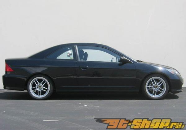 Tein Type Flex койловеры Honda Civic 2 двери/Седан EM2/ES1 01-05