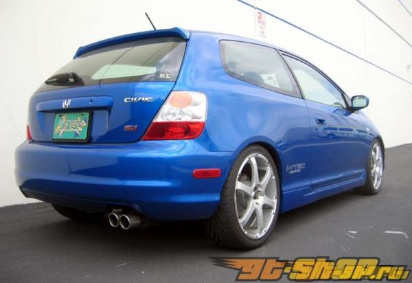 Tein Type Flex койловеры Honda Civic 3dr Hatchback EP3 03-05