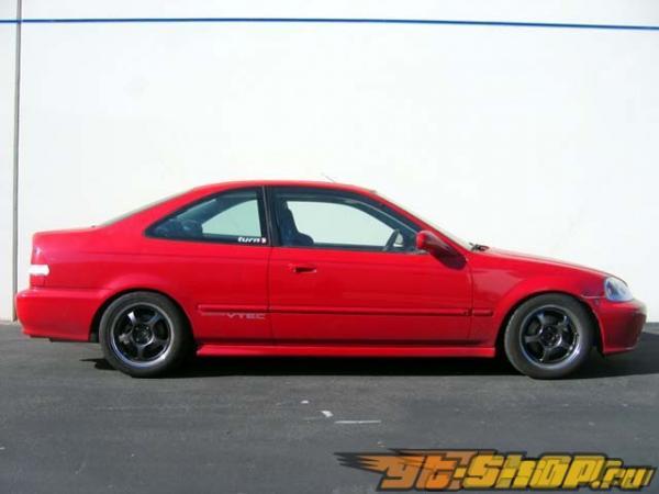 Tein Mono Flex койловеры Honda Civic 96-00