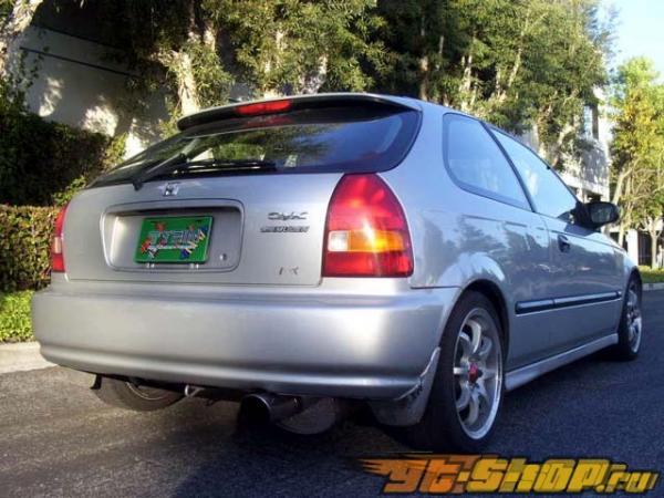 Tein Type Flex койловеры Honda Civic EM1/EJ6/7/8 96-00