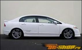 Tein Mono Flex койловеры Honda Civic Si 06+