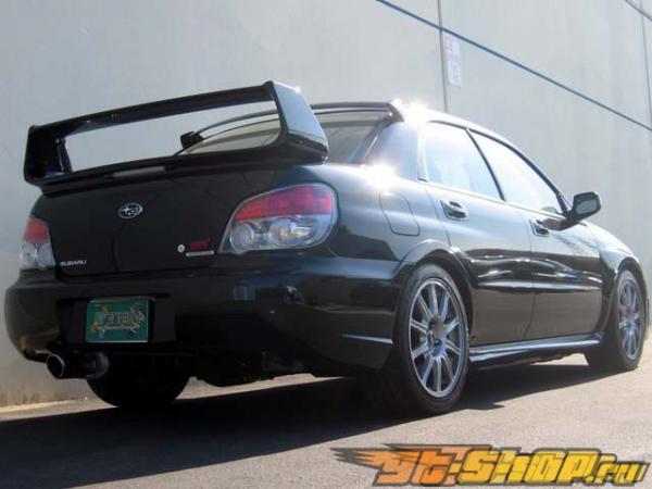 Tein Super Street койловеры w/ Pillowball Subaru STI GDF 05-07