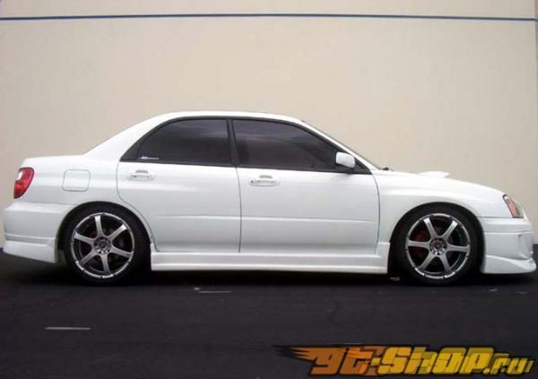 Tein Super Street койловеры Subaru WRX 02-07 STI 2004